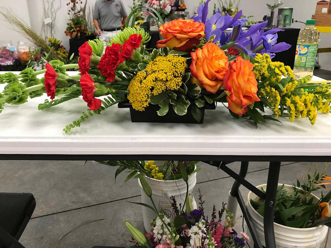Floral Design Classes The Nc State Florists Association